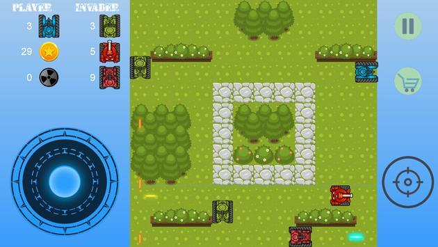 Tank battle 2016 apk screenshot