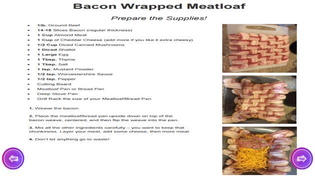 Keto Diet Recipes screenshot 7