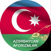 AZƏRBAYCAN AFORIZMLƏR icon