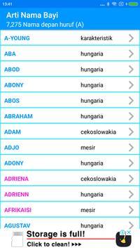 Kumpulan Arti Nama screenshot 1