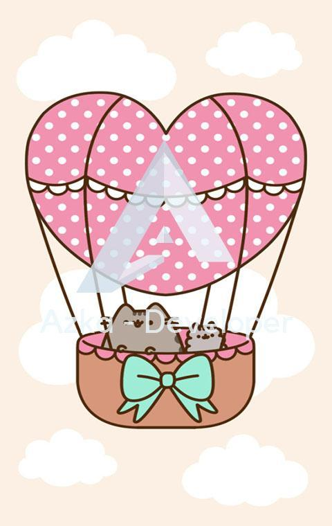 Cute-Pusheen Wallpaper HD poster ...
