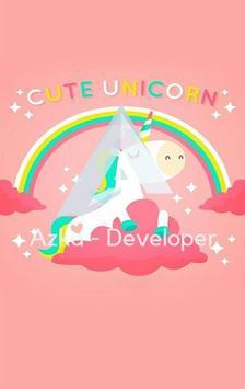 Cute Unicorn Wallpaper HD screenshot 4