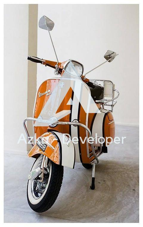 1000+ Scooter Collection HD poster