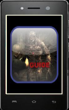 Guidance For Resident Evil 4 poster