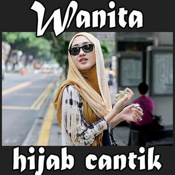 Cewek Cantik Hijab poster