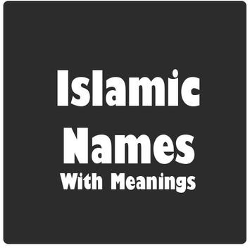 Islamic Baby Names and Meaning poster