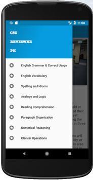Civil Service Exam Reviewer PH screenshot 1