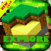 Exploration Survival & Craft 2018 icon