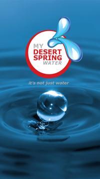 My Desert Spring poster