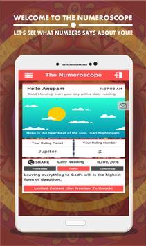 Numerology - The Numeroscope apk screenshot