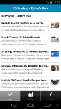 3D Printing by AZoNetwork apk screenshot