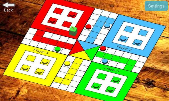 Ludo Pachisi poster