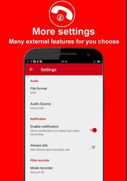Auto Call Recorder Pro screenshot 7