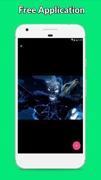 Ultra Instinct Omen Wallpaper screenshot 2