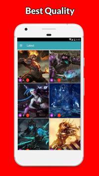 Ultra Instinct Omen Wallpaper screenshot 3