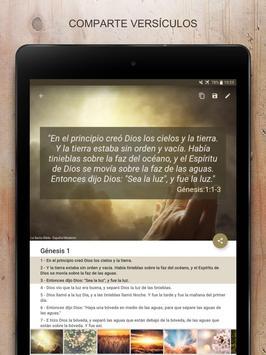 La Biblia en Español screenshot 12