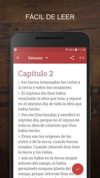La Biblia en Español screenshot 1