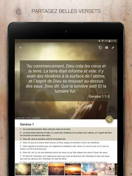 Bible en Français Louis Segond screenshot 12