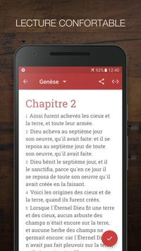 Bible en Français Louis Segond screenshot 1