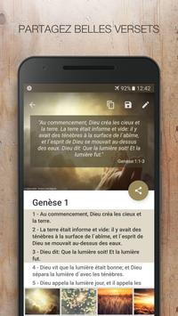 Bible en Français Louis Segond screenshot 2