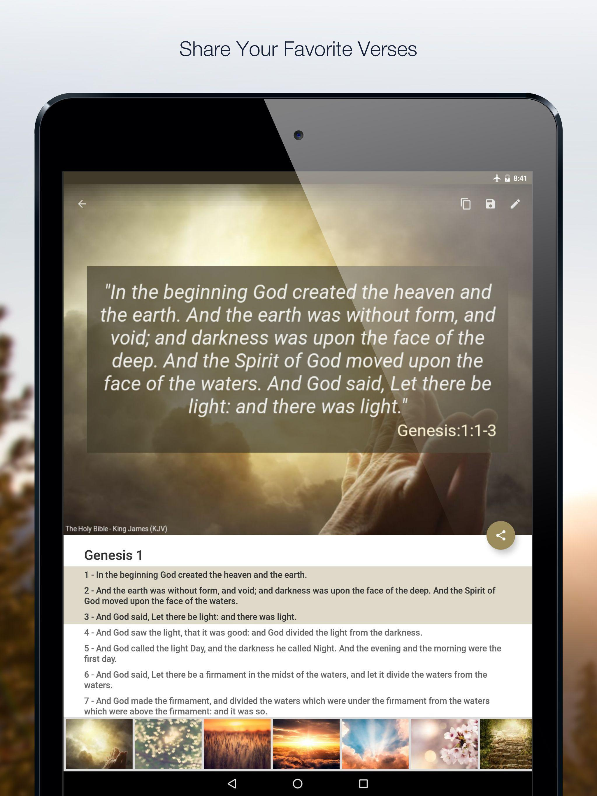 Best Bible Apps 2017