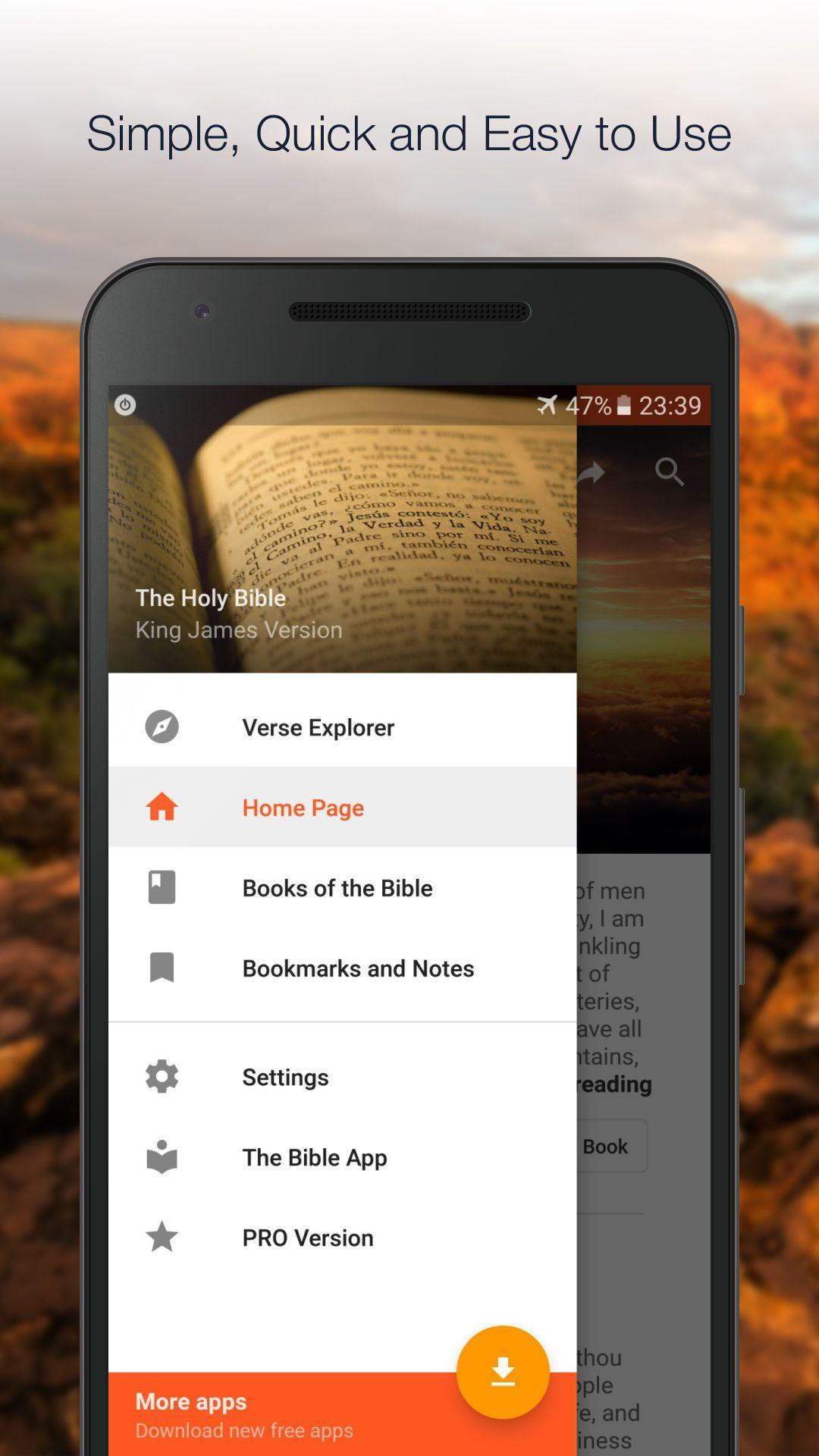 King James Bible for Android - APK Download