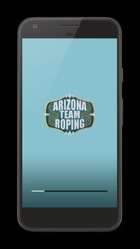 Arizona Team Roping poster