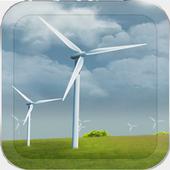 wallpaper Windmill icône