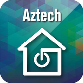 Aztech HOME icon