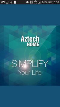 Aztech HOME poster