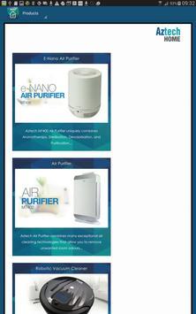 Aztech HOME apk screenshot