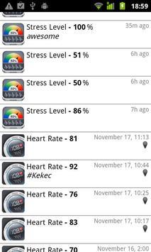 Stress Check by Azumio screenshot 1