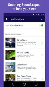 睡眠時間 : 睡眠サイクルスマートアラームクロック、監視分析 スクリーンショット 3