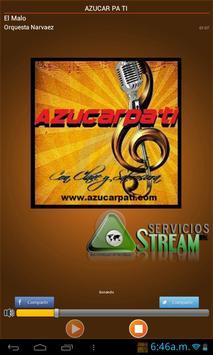 AZUCAR PA TI poster
