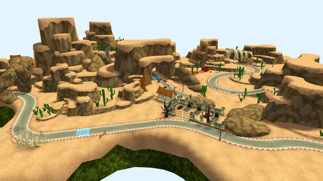 Racing Islands Adventure Lite تصوير الشاشة 3