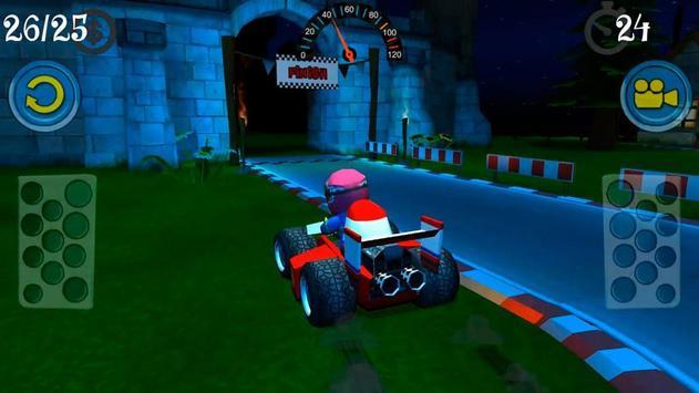 Racing Islands Adventure Lite تصوير الشاشة 4