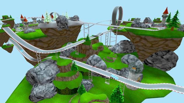 Racing Islands Adventure Lite تصوير الشاشة 6