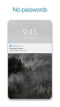 Microsoft Authenticator apk screenshot