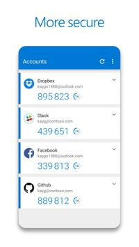 Microsoft Authenticator apk 截图