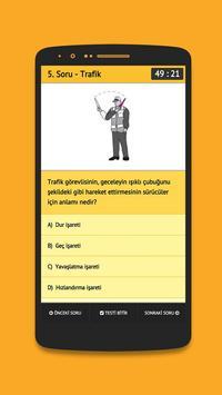 Ehliyet Sınavı Sorumatik screenshot 3
