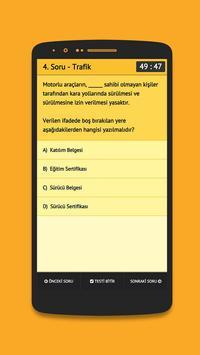 Ehliyet Sınavı Sorumatik screenshot 1