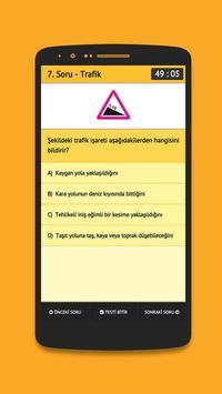 Ehliyet Sınavı Sorumatik screenshot 4