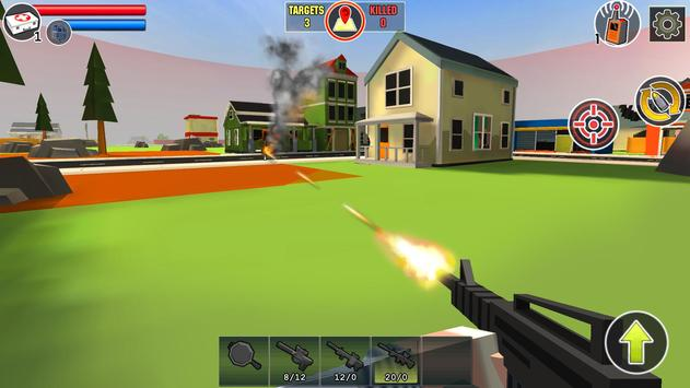 PIXEL'S UNKNOWN BATTLE GROUND apk screenshot