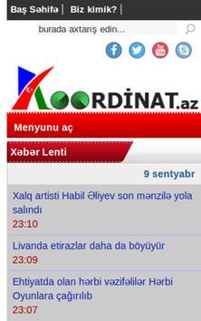 Koordinat.az Media Portalı poster