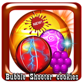 New Bubble Shooter Cookies icon