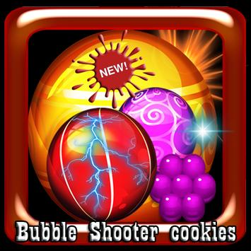 New Bubble Shooter Cookies poster