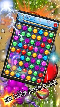 New Bubble Shooter Cookies apk screenshot