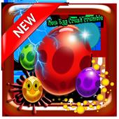 New Egg Crush crumble icon