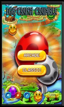New Egg Crush crumble apk screenshot