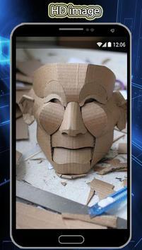 DIY Cardboard Craft screenshot 1